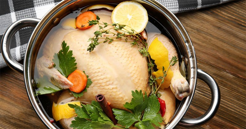 How Long to Brine Chicken