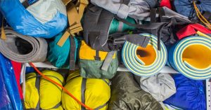 what to bring camping in a tent