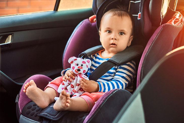 best infant car seat for small cars 2020