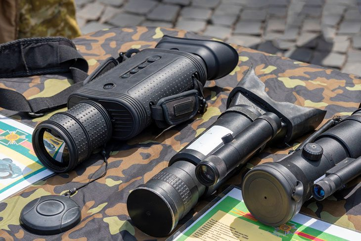 best budget night vision scope